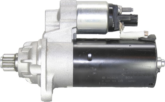 startmotor 0001125605
